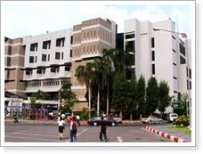 Ramkhamhaeng University Library's Photo