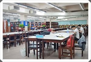 RU Library Building 2 Floor 1 : Capital Market Knowledge (SET Corner).
