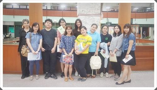 Library orientation/tour