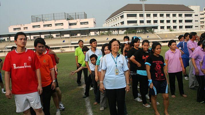 17 ก.พ. 2555 พิธีปิดกีฬาสุพรรณิการ์เกมส์ ครั้งที่ 36