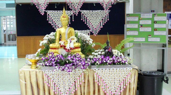 สืบสานประเพณีสงกรานต์ของไทย ปี 2557 (01 - 11 เม.ย. 2557 เม.ย. 2557)