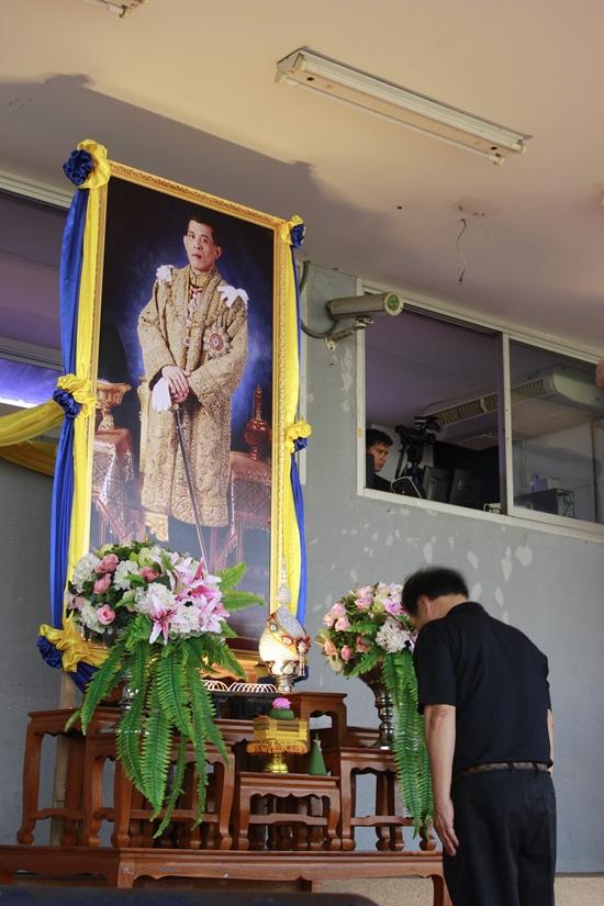 ภาพผู้ช่วยศาสตราจารย์ ดร.บุญชาล ทองประยูร รองอธิการบดีฝ่ายวิชาการและประกันคุณภาพ เป็นประธานในพิธีเปิด (7 มี.ค. 2560)