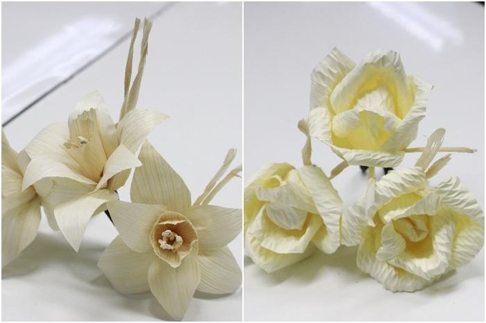 """ภาพภาพกิจกรรม Do It Yourself : DIY สาธิตการประดิษฐ์ """"ดอกไม้จันทน์"""" แบบต่างๆ"""