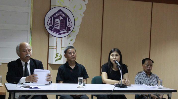5 มิ.ย. 2560 ประชุมรับฟังนโยบายและแนวทางปฏิบัติราชการ ประจำปี 2560