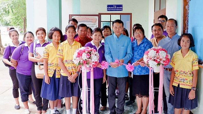 30 พ.ค. – 1 มิ.ย. 2561 โครงการแบ่งปันความรู้สู่ชุมชน ณ โรงเรียนวัดบ้านหม้อ (ประชารังษี) ตำบลคลองตาคต อำเภอโพธาราม จังหวัดราชบุรี