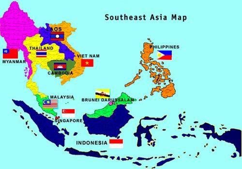 ประชาคมอาเซียน (ASEAN Community) - สนเทศน่ารู้
