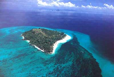เกาะพีพีเล ที่มา : http://travel.kapook.com/view5569.html