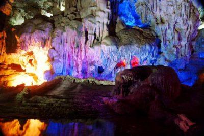 ฮาลองเบย์ ที่มา : http://www.scholidaytour.com/images/sub_1352694072/thiencungcave-halongbay.jpg