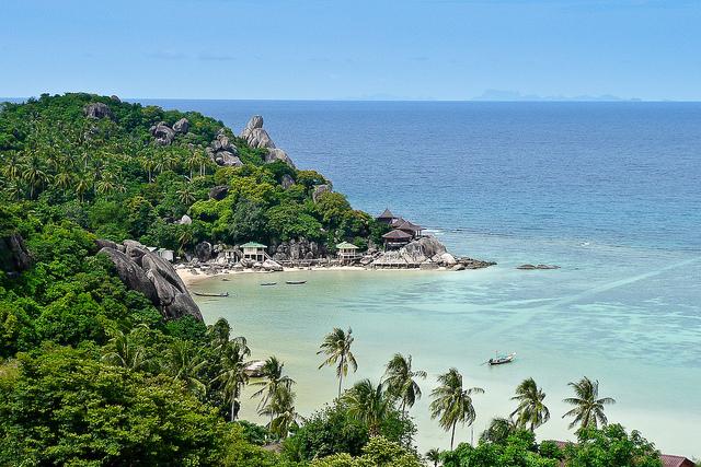 ภาพเกาะเต่า