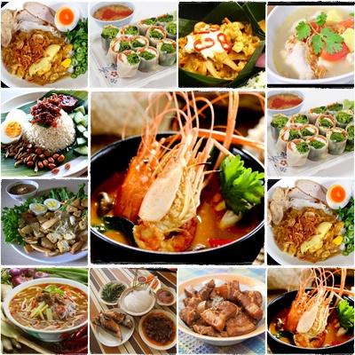 10 เมนู อาหารอาเซียน