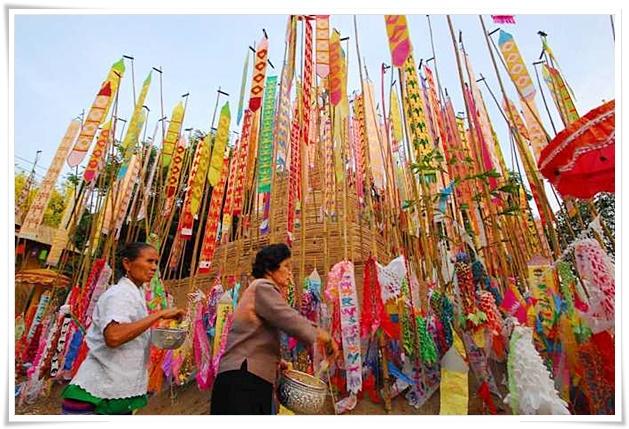 ภาพของวันพญาวัน ภาพโดยเชียงใหม่นิวส์ ที่มาhttps://www.chiangmainews.co.th/page/archives/688862