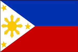 ภาพธงชาติฟิลิปปินส์ โดย Clker-Free-Vector-Images ที่มา https://pixabay.com/en/philippines-flag-filipino-national-31013/