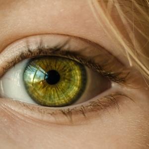 ภาพ ดวงตา
