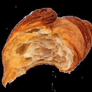 ภาพ ขนมปังครัวซองต์ ที่มา : https://pixabay.com/th/illustrations/ครัวซอง-angebissen-เนย-croissant-2931912/