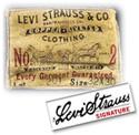 กางเกงยีนส์ลีวาย (Levi's Blue Jeans) ปิ๊ง! จากคนขุดเหมือง